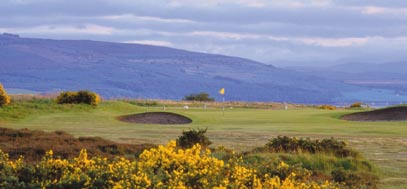 Royal Dornoch Golf Club, north east Scotland