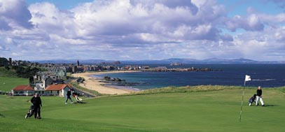 The Glen Golf Club, North Berwick