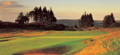 The King's course at The Gleneagles Hotel