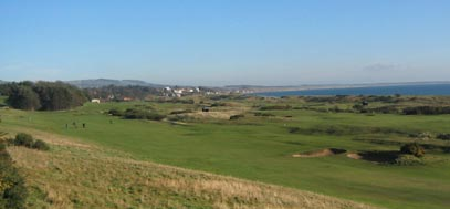 Lundin Golf Club at Lundin Links, Fife