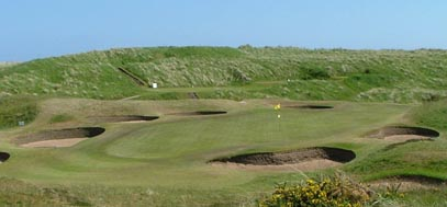 The Balgownie Links at Royal Aberdeen Golf Club